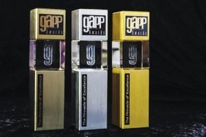 GAPP AwardsTrophies