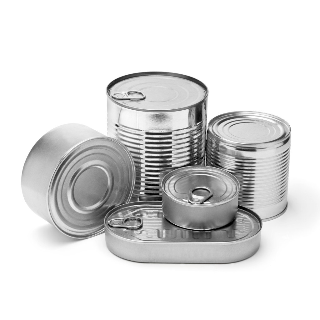 Canned food various2