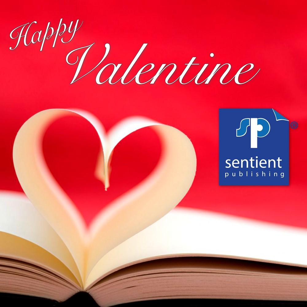 Sentient Publishing Valentines banner